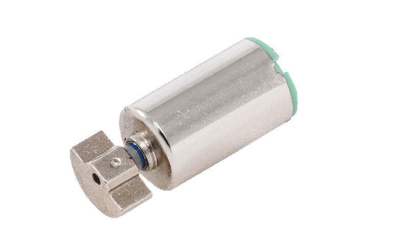 Vibration Motor used in the device
